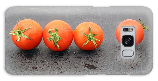 Four Tomatoes Galaxy Case