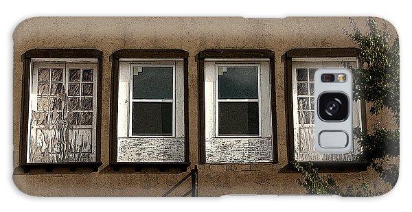 Four Windows Galaxy Case