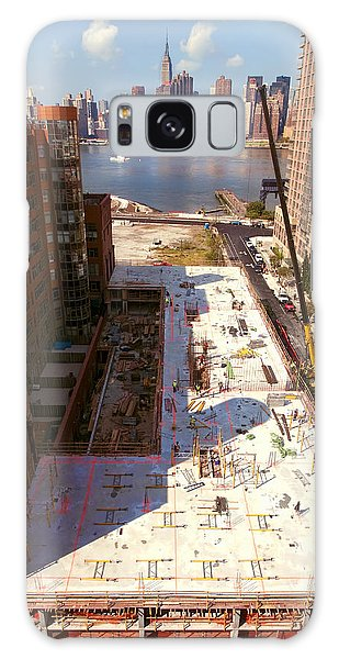Fourth Floor Slab Galaxy Case