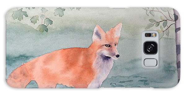 Fox And Birch Galaxy Case