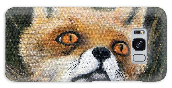 Fox Stare Galaxy Case