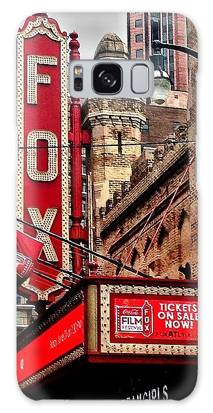 Fox Theater - Atlanta Galaxy Case