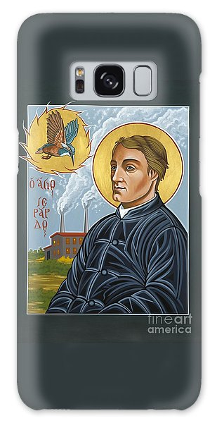 Fr. Gerard Manley Hopkins The Poet's Poet 144 Galaxy Case
