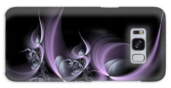 Fractal Fruits Galaxy Case by Gabiw Art