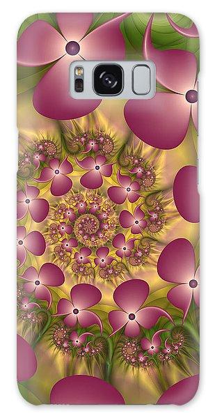 Fractal Joy Galaxy Case by Gabiw Art
