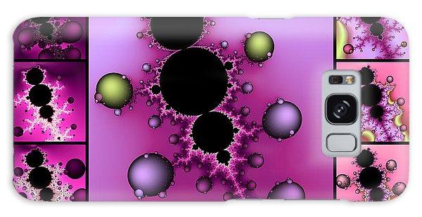 Fractal Quilt 4  Galaxy Case