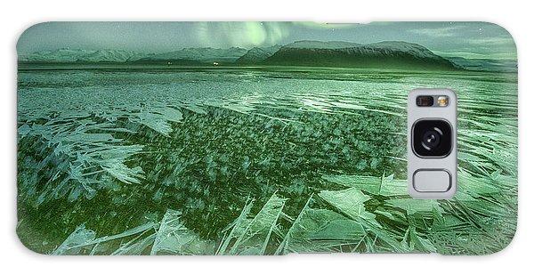 Ice Galaxy Case - Fragile Beauty by Peter Svoboda, Mqep