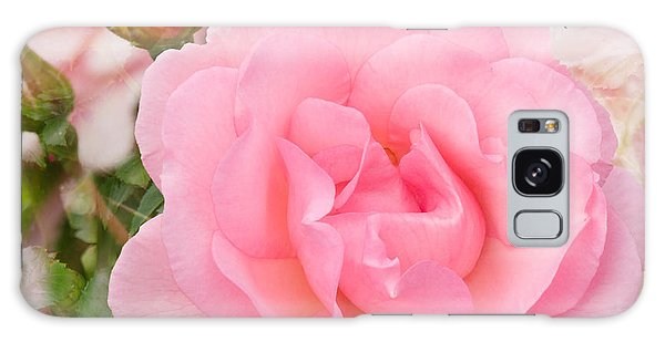 Fragrant Cloud Rose Galaxy Case