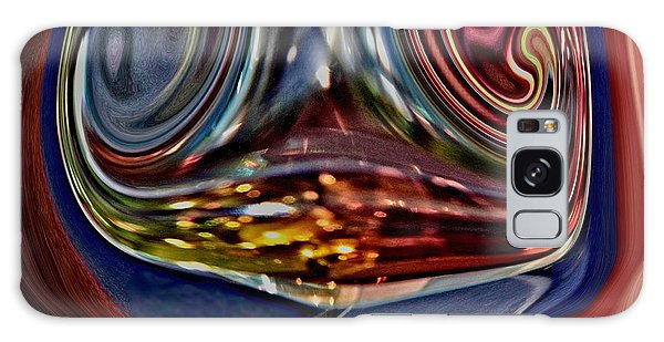 Frame Of Mind Galaxy Case by Nick David