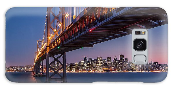 Framing San Francisco Galaxy Case