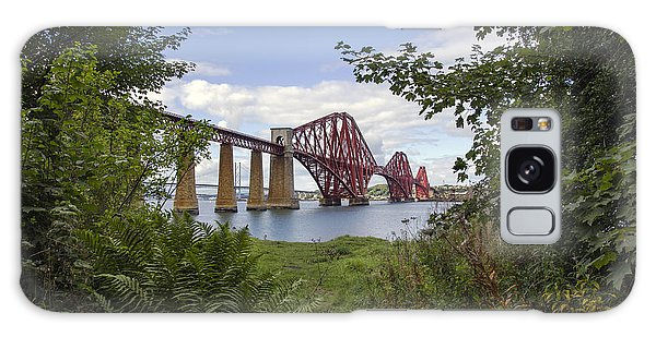 Framing The Forth Bridge Galaxy Case by Ross G Strachan