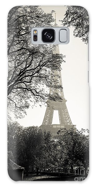 The Eiffel Tower Paris France Galaxy Case