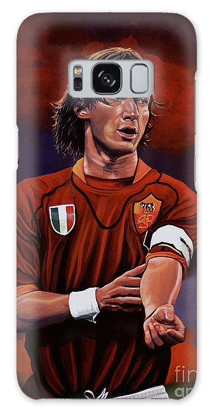 Sportsman Galaxy Case - Francesco Totti by Paul Meijering
