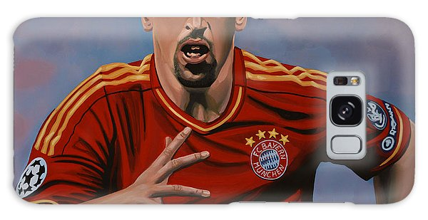 Islam Galaxy Case - Franck Ribery by Paul Meijering