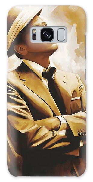 Celebrity Galaxy Case - Frank Sinatra Artwork 1 by Sheraz A