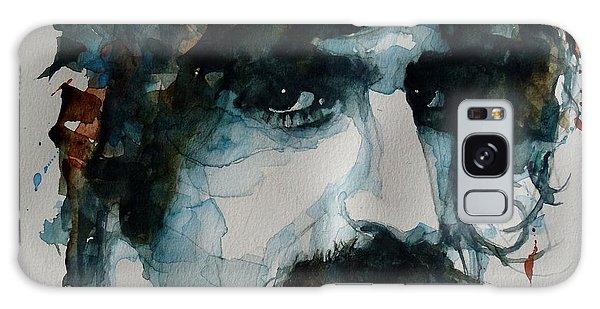 Portraiture Galaxy Case - Frank Zappa by Paul Lovering