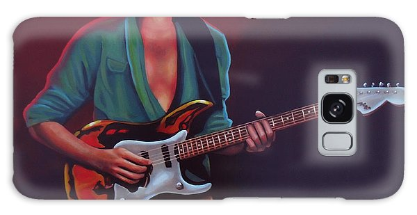 Cd Galaxy Case - Frank Zappa by Paul Meijering