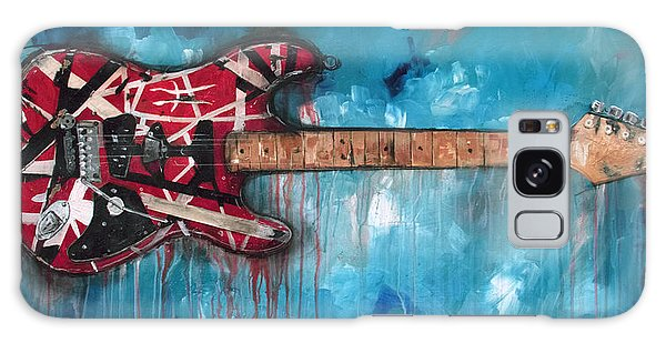 Frankenstrat Galaxy Case