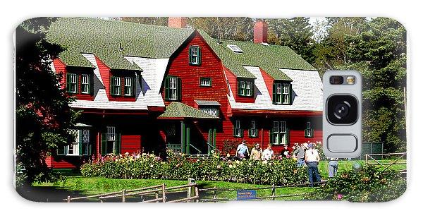 Franklin D. Roosevelt Cottage Campobello Nb Galaxy Case