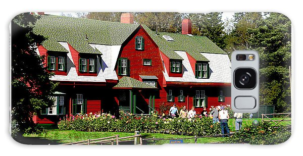 Franklin D. Roosevelt Cottage Campobello Nb Galaxy Case