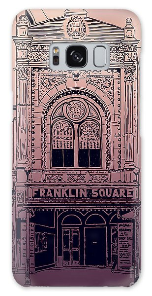 Franklin Square Theatre Galaxy Case by Megan Dirsa-DuBois