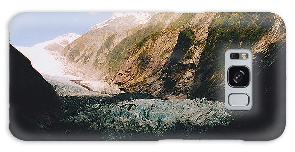 Franz-josef Glacier Galaxy Case by Jon Emery