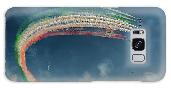 Fighter Galaxy Case - Frecce Tricolori by J. Antonio Pardo