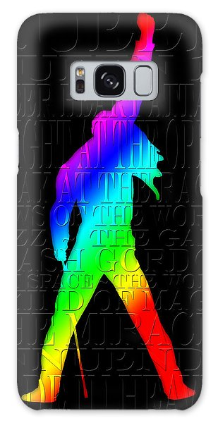 Freddie Mercury 2 Galaxy Case