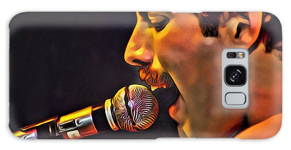 Freddie Mercury 2 Of 4 Galaxy Case