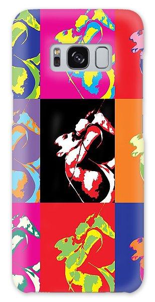 Mercury Galaxy Case - Freddie Mercury Pop Art by Dan Sproul