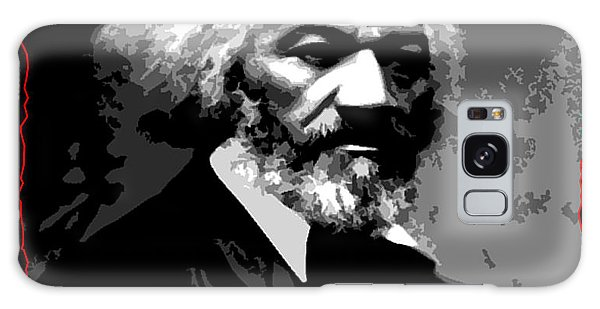 Frederick Douglas On Power And Demands Galaxy Case