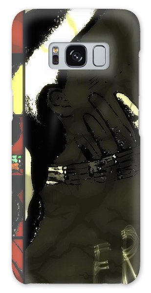 Free And Idle No More Galaxy Case by Ayasha Loya