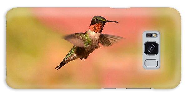 Free As A Bird Galaxy Case by Lori Tambakis