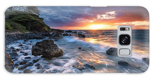 Free Flowing Galaxy Case by Hawaii  Fine Art Photography