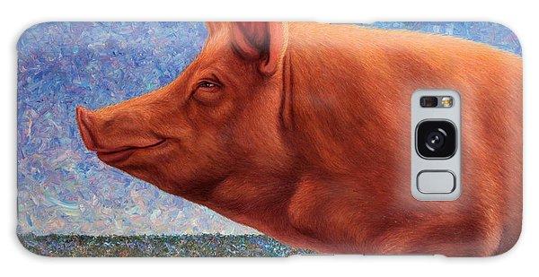 Free Range Pig Galaxy Case