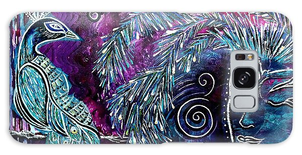 Freedom Galaxy Case by Julie  Hoyle