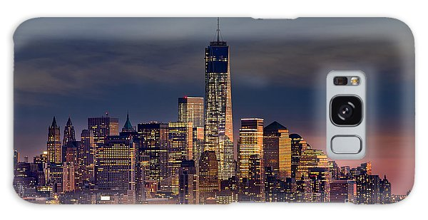 Freedom Tower Construction End Of 2013 Galaxy Case