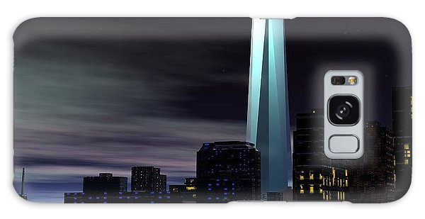 Freedom Tower Galaxy Case by John Pangia