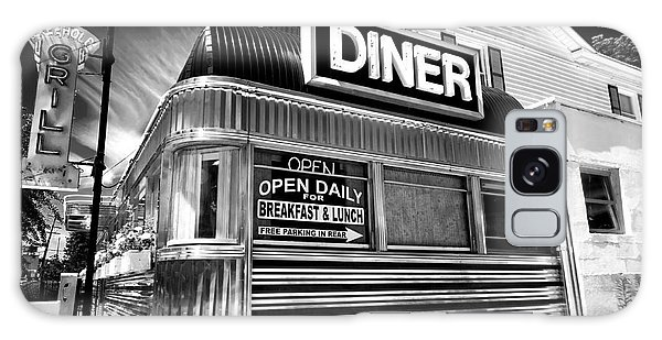 Freehold Diner Galaxy Case by John Rizzuto