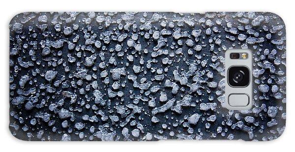 Freezing Rain Galaxy Case by Joel Loftus