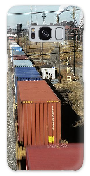 American Steel Galaxy Case - Freight Train by David Hay Jones/science Photo Library