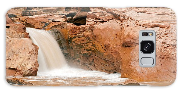Fremont River Falls Capitol Reef National Park Galaxy Case