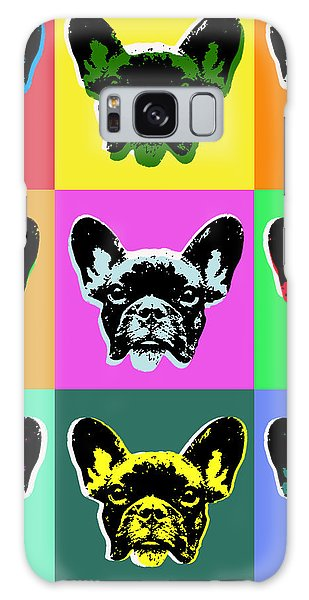 French Bulldog Galaxy Case