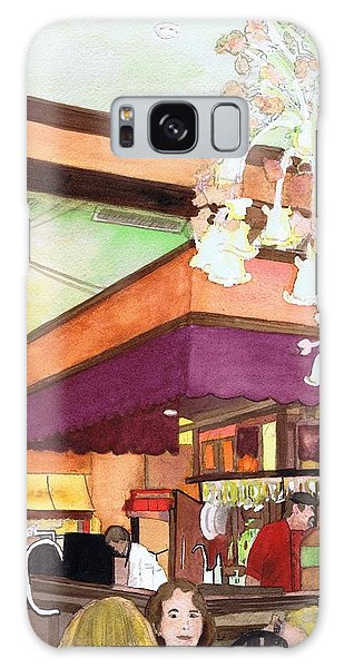 French Quarter Dining-coffee Pot Restaurant Galaxy Case