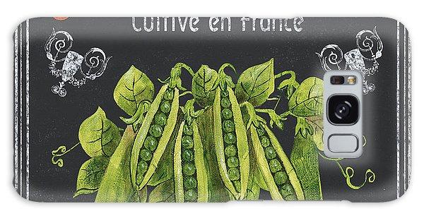 Outdoor Galaxy Case - French Vegetables 2 by Debbie DeWitt