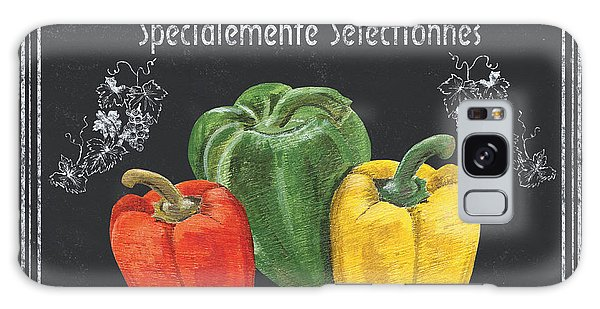 French Vegetables 3 Galaxy Case