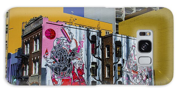 Frescos Galaxy Case by Pravine Chester