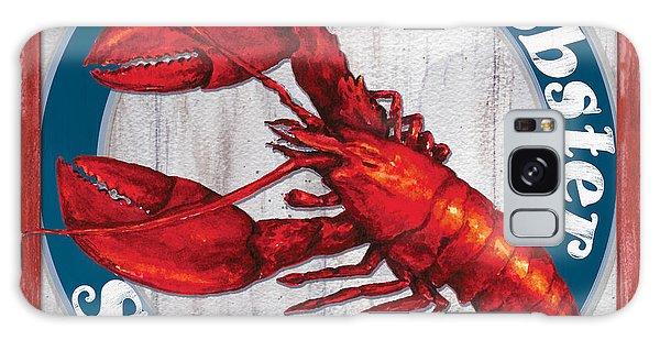 Fresh Lobster Galaxy Case