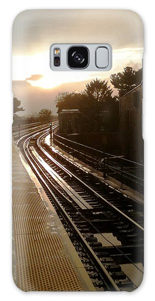 Fresh Pond Rd Station Galaxy Case