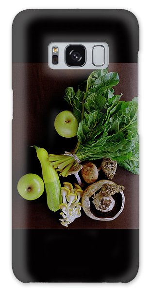 Fresh Vegetables And Fruit Galaxy Case